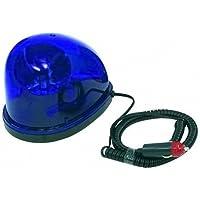 Eurolite 50603510 STA-1221 - Luz de policía (12 V, 21 W), color azul
