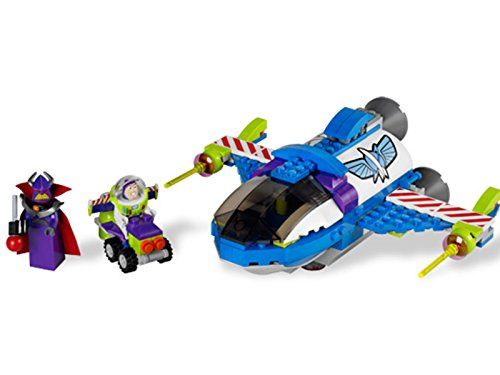 Review: Lego Toy Story Buzz's Star Command Spaceship Review