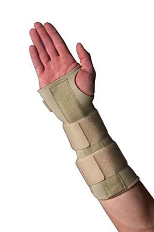 Thermoskin Thermal Wrist/Forearm Splint Right Small 14-16cm