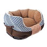 Gabbia per uccelli Liuyu · Casa di Vita Cuscino Caldo della Villa della cucciolata del Gatto del Cane del Velluto Medio Piccolo di Isid Che Si rode e Lavabile (Size : L(30 kg Inside Pet))