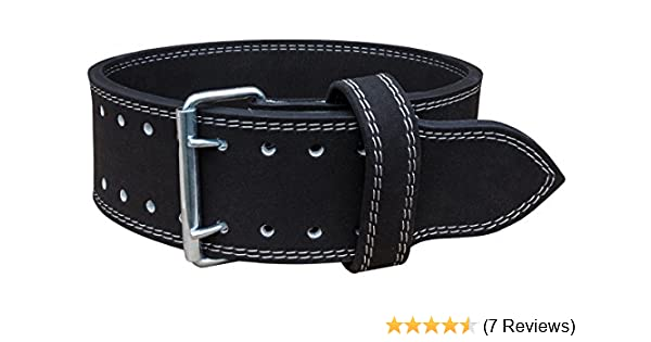 Plum Strength Shop 10mm Double Prong Buckle Belt IPF APPROVED