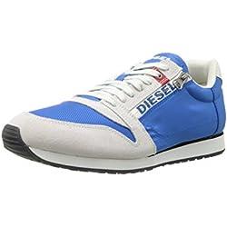 Diesel Sneaker Scarpe Uomo Black Jake Slocker Men Black