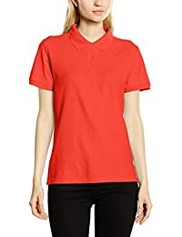 Fruit of the Loom Ss092m, Polo Femme