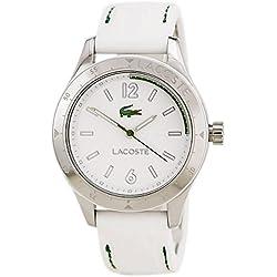 Wristwatch LACOSTE Mod. SYDNEY LADY QUARTZ S/S CASE SILICONE STRAP 38mm wr 3atm 2000863