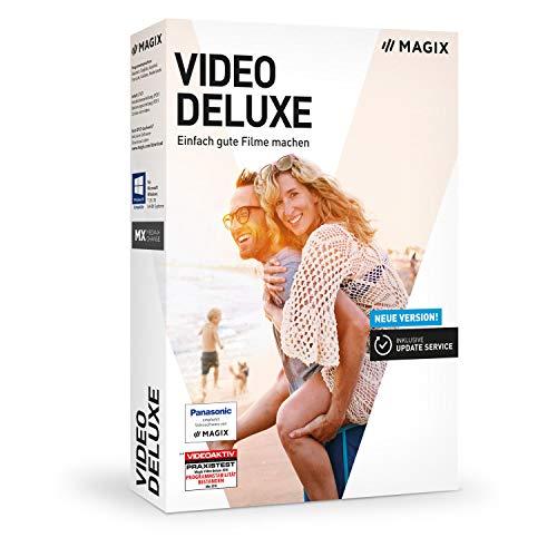 MAGIX Video deluxe 2019 – Videobearbeitung, die Spaß macht