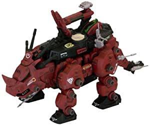 Zoids Evo Drive Model Kit Figure ZED-03 Red Horn