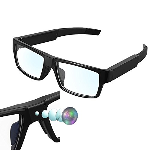 Pinkfishs XANES G2 16G 1080P 5 Milioni Pixel Touch Control Mini Smart Occhiali Fotocamera Sport Video Camcorder -