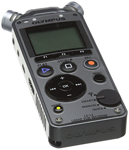 Olympus LS-12 Digitaler PCM-Rekorder (24bit/96kHz)