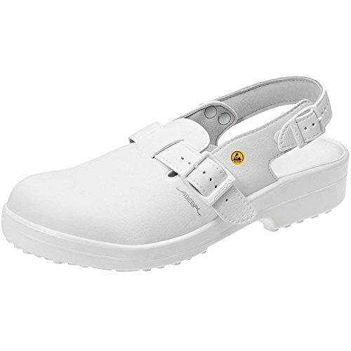 Abeba Herren Sicherheitsschuhe Weiß Weiß 46 Weiß