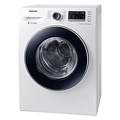 Samsung WD80M4B53JW 8/6KG 1400 Spin Washer Dryer by Samsung Electronics (UK) Ltd