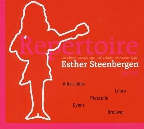 Repertoire by Esther Steenbergen - guitar, Eric Calmes - electric bass, fretless bass, Enrique (2006-04-04)
