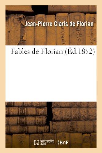 Fables de Florian (Éd.1852)