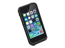 OtterBox LifeProof 77-53685 Custodia Serie Fre con Protezione IP-68 e Mil Std 810G-516 per Apple iPhone 5/5S/SE, Nero