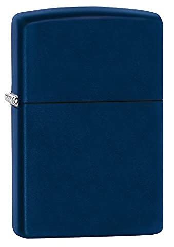 Zippo 231 New Windproof Lighter -Navy Blue