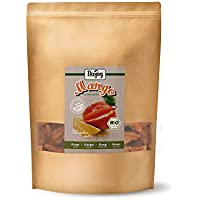 Biojoy Mango deshidratado ecológico, sin azucar y sin sulfitos (1 kg)
