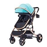 Pushchair Anna Baby Stroller Travel System Baby Trolley High Landscape Fold Four-wheel Stroller
