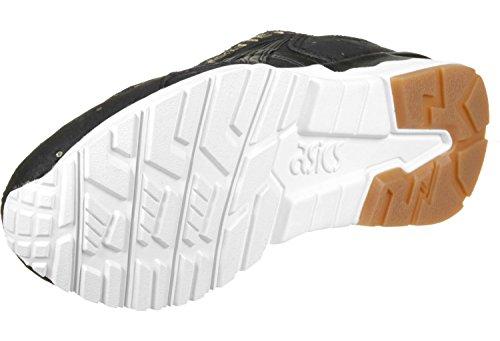 Asics Gel-Lyte V, Chaussures de Course pour Entraînement sur Route Femme Noir