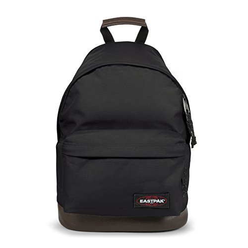 Eastpak Wyoming, Zaino Casual Unisex - Adulto, Nero (Black), 24 liters, Taglia Unica (40 centimeters)