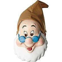 Rubie 's–Máscara de oficial Doc Blancanieves adultos un tamaño