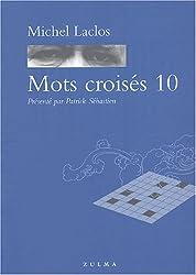 Mots Croisés 10
