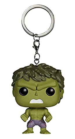 Funko - Pocket POP Keychain: Marvel - Avengers 2 - Hulk
