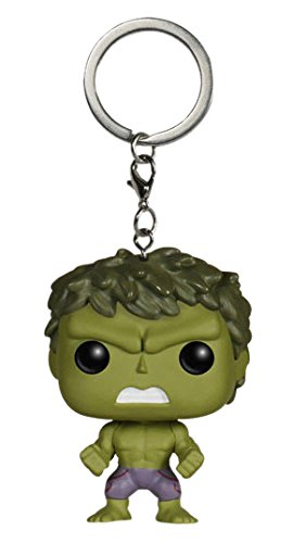Funko POP Pocket Keychain Marvel Avengers AOU Hulk 5226