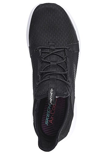Skechers 12832 Damen Sneakers Black