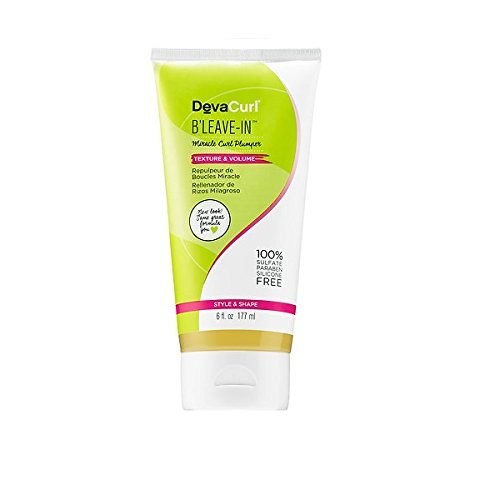 DevaCurl B'Leave-In Curl Boost and Volumizer 6.0 oz by DevaConcepts