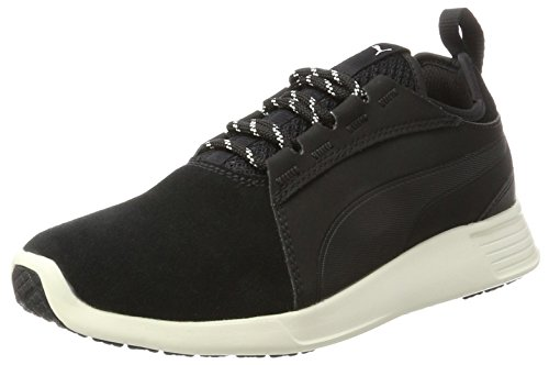 Puma Unisex-Erwachsene St Trainer Evo v2 SD Sneaker, Schwarz (Black-Black), 42 EU