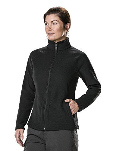Berghaus Arnside Women's Outdoor Fleece Jacket available in Black – Size 10