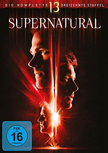 Supernatural - Die komplette dreizehnte Staffel [5 DVDs]