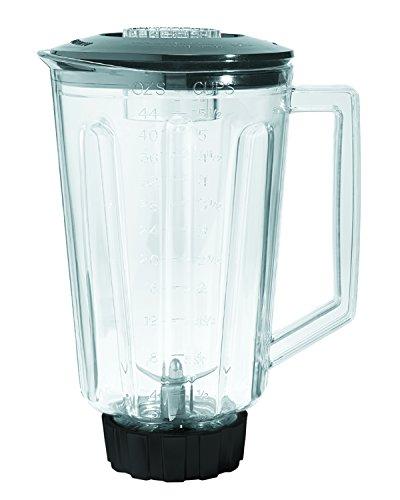 Hamilton Beach Commercial 6126-HBB908-CE Polycarbonat Behälter für 908 Blender, 1,25 L, Transparant