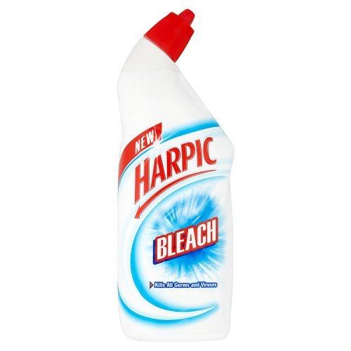 (4,52€/L) HARPIC Bleach WC-Reiniger 750ml (1)