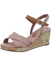 0130864a49 Amazon.co.uk: Tommy Hilfiger - Sandals / Women's Shoes: Shoes & Bags