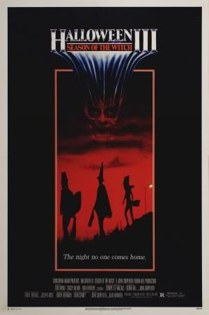 HALLOWEEN 3 SEASON OF THE WITCH - Imported Movie Wall Poster Print - 30CM X 43CM III (The Witch Halloween-season Of Film)