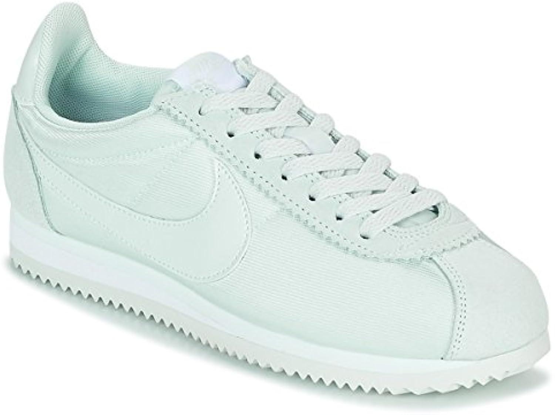homme femme Femme chaussures nike - agrave; classique de nylon vert blanc - nike vert caract 47ad08