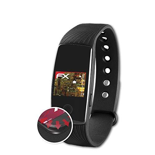 atFoliX Schutzfolie passend für Medion Life E1000 Folie, entspiegelnde & Flexible FX Bildschirmschutzfolie (3X)