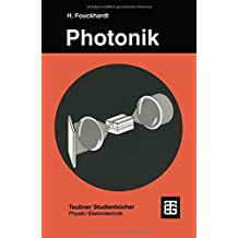 Photonik: Eine Einf????hrung in die integrierte Optoelektronik und technische Optik (Angewandte Physik) (German Edition) (1994-01-01)