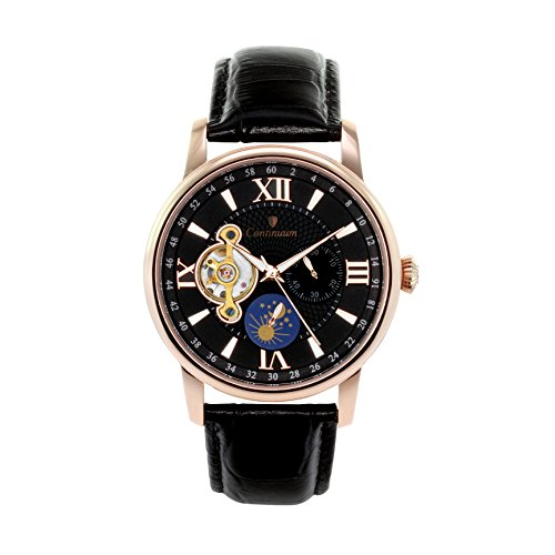 continuum-co15h15-orologio-da-uomo-movimento-automatico-dial-analogico-quadrante-nero-cinturino-in-p