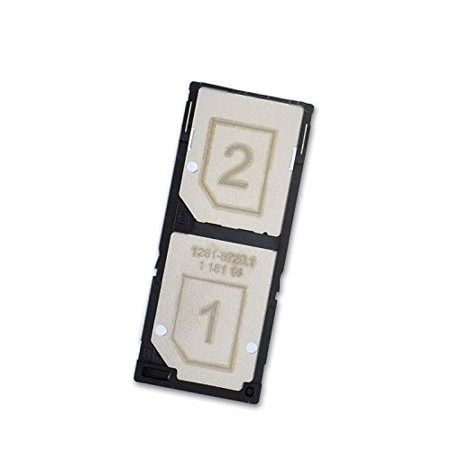 NETBOON® New Sim Card Tray Slot Holder Replacement For Sony Xperia C3 Dual - Black  available at amazon for Rs.249