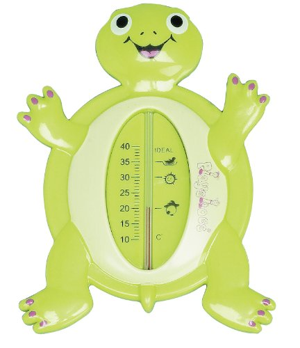 Playshoes 788100-340 Badethermometer Schildkröte