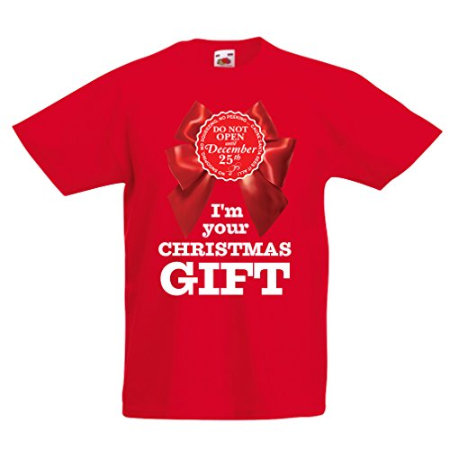 funny-t-shirts-for-kids-christmas-gift-ideasholiday-clothes-14-15-years-red-multi-color