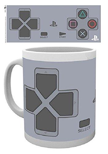 GB eye, Full Control, Playstation, Tazza