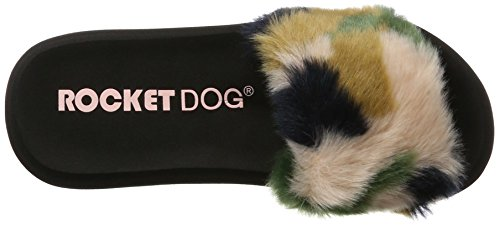Rocket Dog Single, Infradito Donna (Blush Multi)