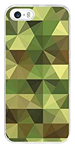 Apple iPhone 5s Cover ,Premium Quality Designer Printed 2D Transparent Lightweight Slim Matte Finish Hard Case Back Cover for Apple iPhone 5s by Tamah