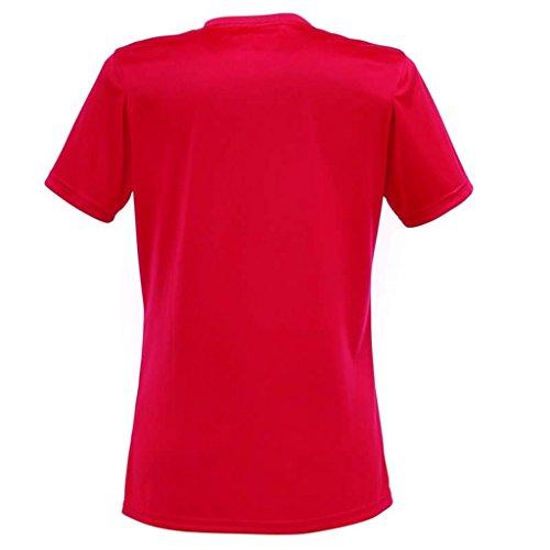 Uhlsport STREAM 3Trikot kurzärmlig rot/weiß