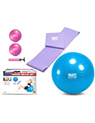 Body Sculpture - Kit de accesorios para pilates