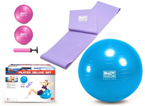 Body Sculpture Deluxe Pilates Set