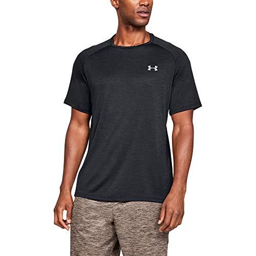 Under Armour Herren Tech 2.0 T-Shirt, atmungsaktives Sportshirt, kurzärmliges und schnelltrocknendes Trainingsshirt mit loser Passform - Gear Performance Tee