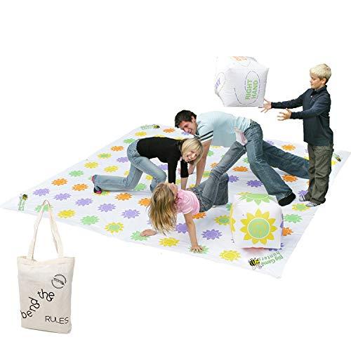 Garden Games Get Knotted - Tapis PVC de 3 Mètres x 3...
